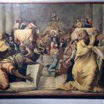 Exposition collection Musée du Duomo de Milan - Museo del Duomo di Milano - Le Christ disputant avec les docteurs dans le temple (XVIe siècle) TINTORET