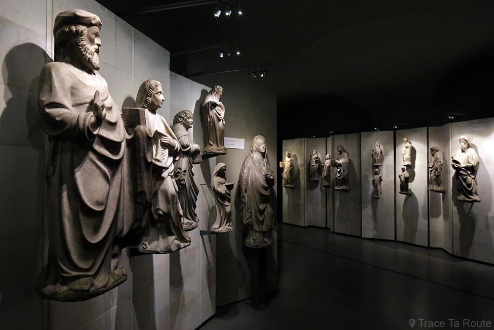 Exposition collection Musée du Duomo de Milan - Sculptures statues - Museo del Duomo di Milano