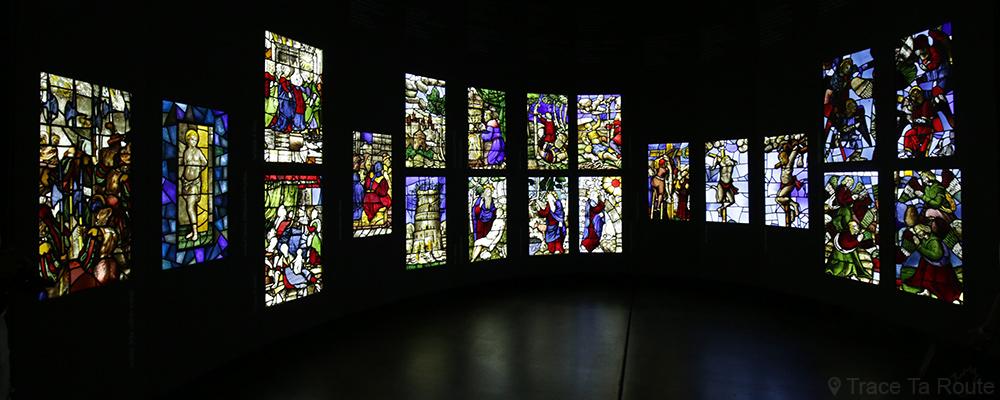 Exposition collection Musée du Duomo de Milan - Vitraux - Museo del Duomo di Milano