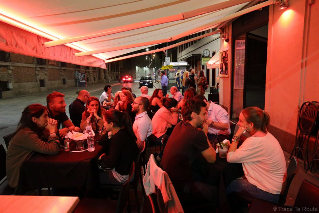 Bar Brera Milano