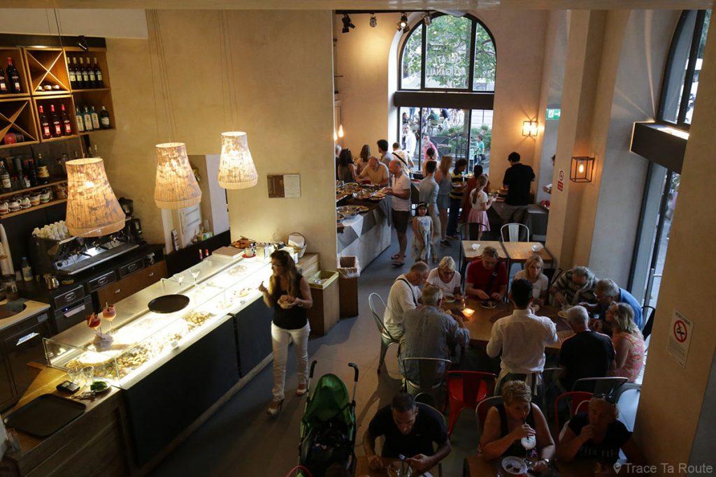 Bar Duomo dal 1952 de Milan - Aperitivo Happy Hour