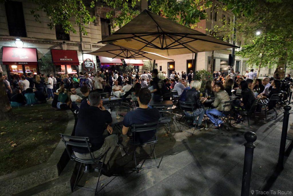 Bar Pub Corso Sempione Milano - samedi soir à Milan
