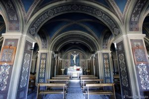 Chapelle - Cimetière Monumental de Milan