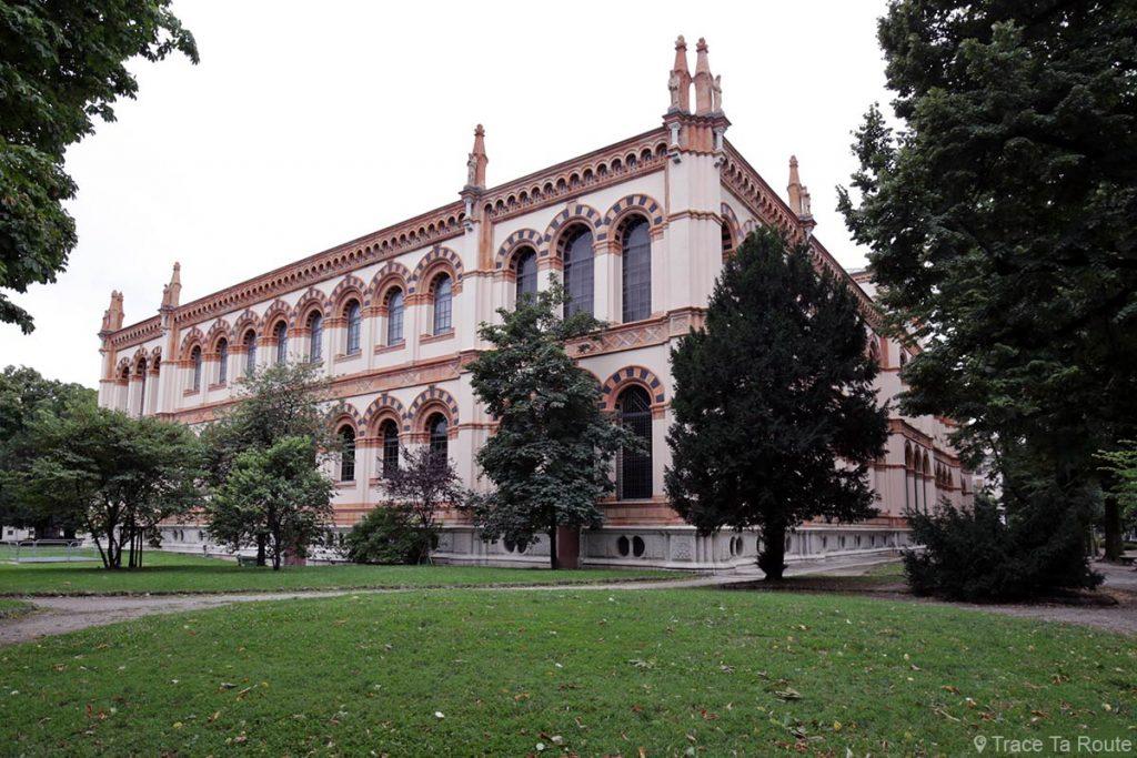 Museo Civico di Storia Naturale di Milano au Giardini Pubblici Indro Montanelli de Milan