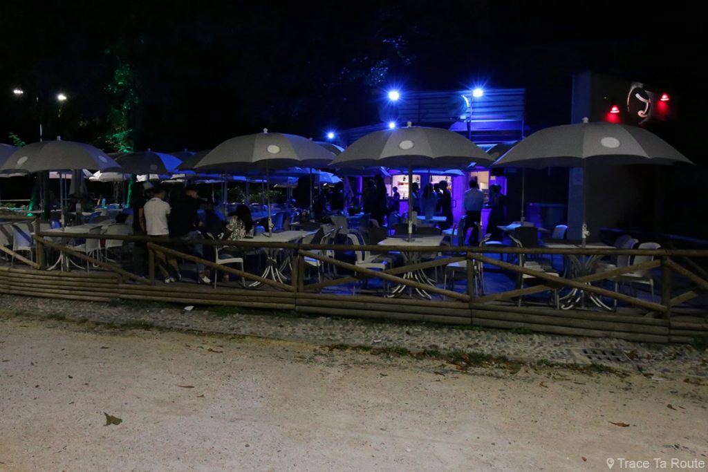 Bar Bianco, Parco Sempione, Milano