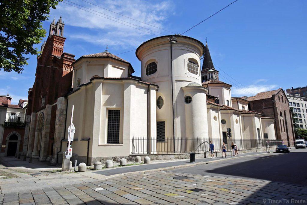 Eglise Chiesa San Marco, Milano