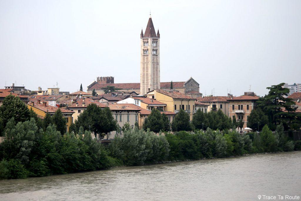 Basilique San Zeno de Vérone - Basilica San Zeno Maggiore di Verona