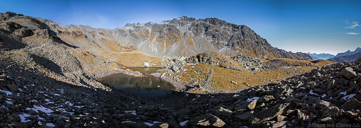 Plateau des Lacs du Vénétier, Chaine de Belledonne