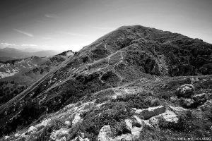 Sommet de la Grande Sure - Massif de la Chartreuse © L'Oeil d'Édouard