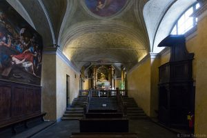 Chapelle Église Saint-Laurent Turin - Chiesa di San Lorenzo Torino