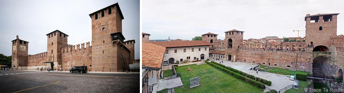 Le Musée Château Castelvecchio de Vérone