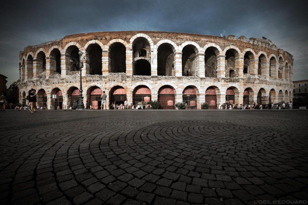 Arènes de Vérone (Arena di Verona) © L'Oeil d'Édouard