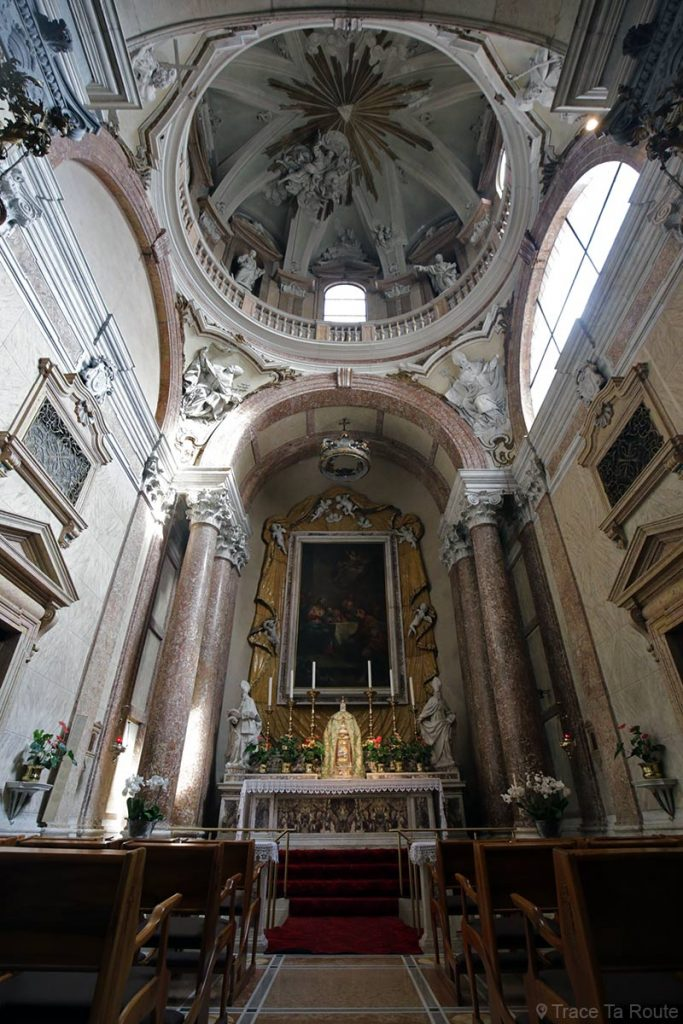 Cathédrale Santa Maria Matricolare de Vérone, intérieur Chapelle Memo - Duomo di Verona