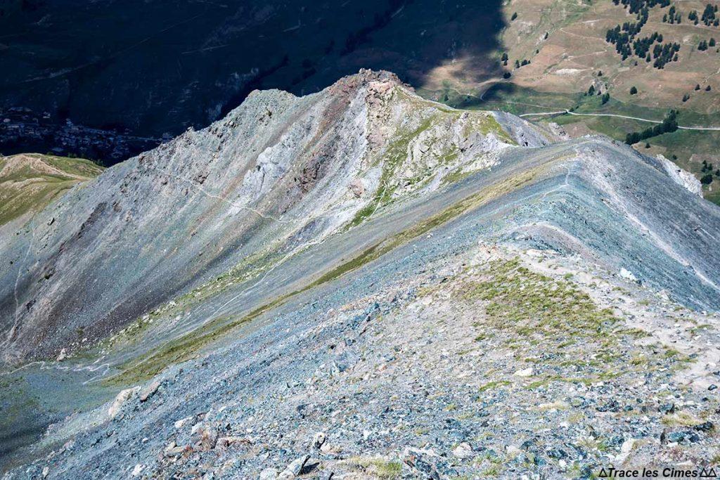 Pic de Cascavelier, Queyras (Hautes-Alpes)