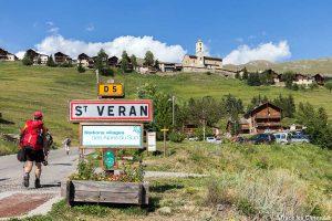 Village de Saint-Véran, Queyras (Hautes-Alpes)