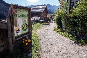 Gîte d'étape Les Gabelous à Saint-Véran, Queyras (Hautes-Alpes)