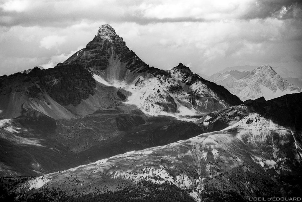 Le Pic de Rochebrune, Queyras (Hautes-Alpes)