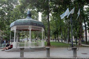 Parc Zvezda, Kongresni Trg, Ljubljana, Slovénie