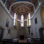 Chapelle Saint-Georges visite Château Ljubljana Grad, Slovénie