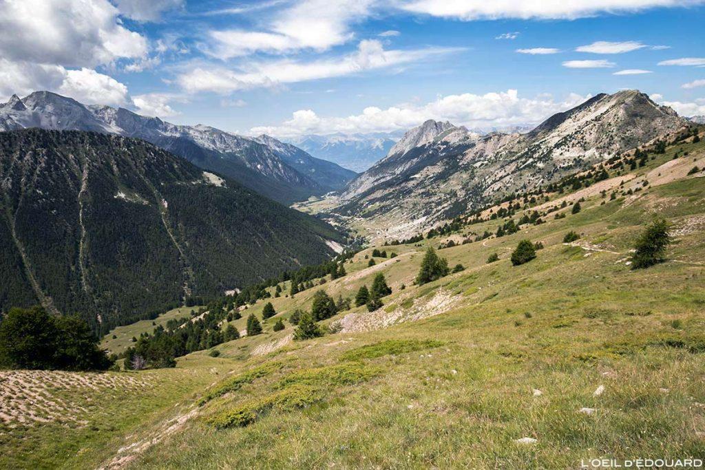 La vallée de Ceillac, Queyras (Hautes-Alpes)