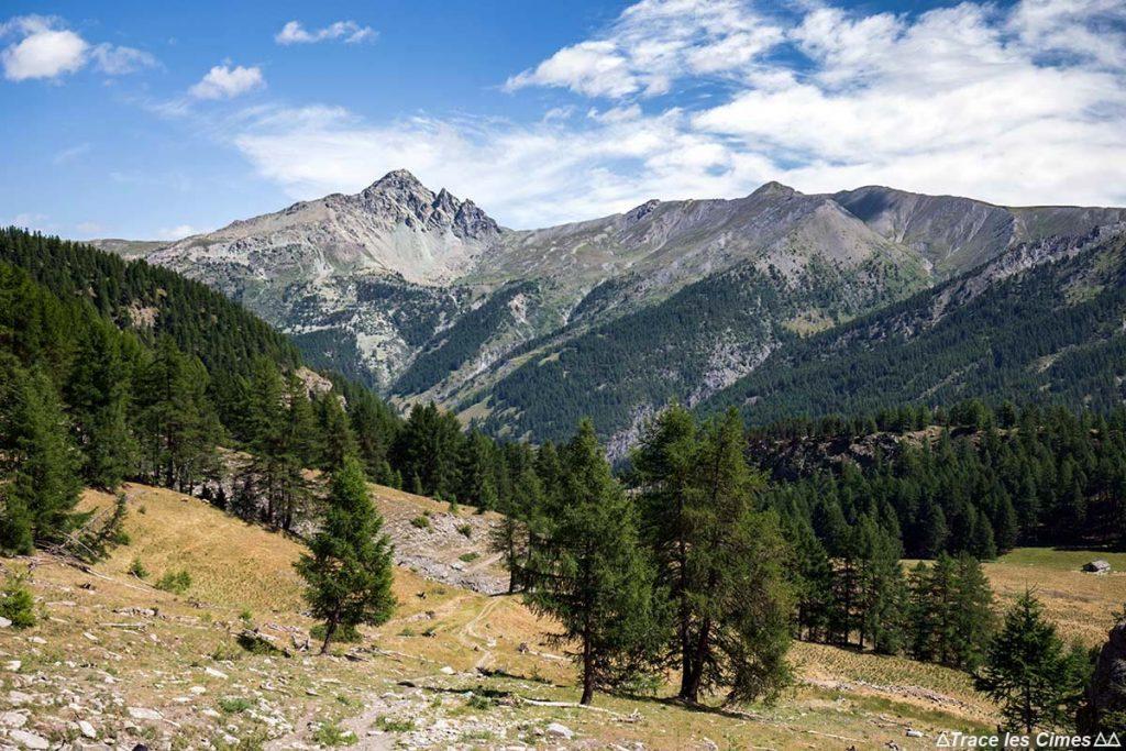 La Tête du Pelvas, Queyras (Hautes-Alpes)