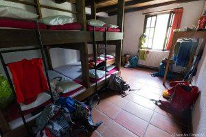 Dortoir Auberge Gite Refuge des Fonts de Cervières - Queyras, Hautes-Alpes