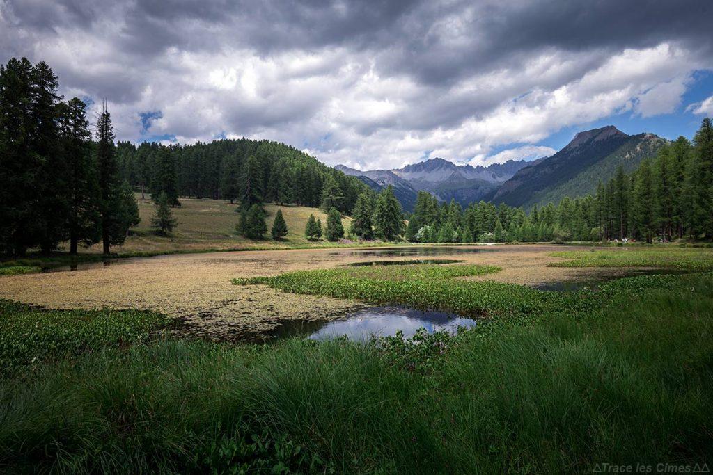 Le Lac de Roue - Queyras, Hautes-Alpes
