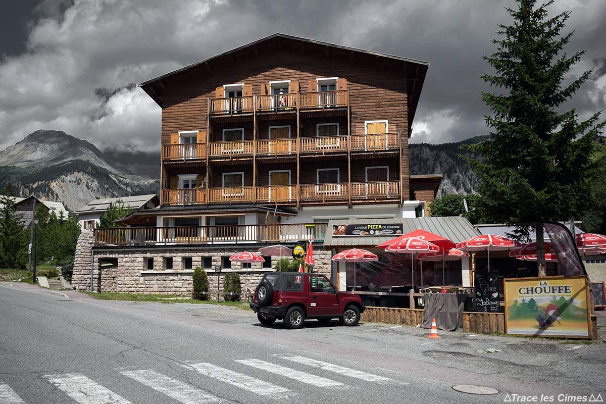 Village de La Chalp, entre Brunissard et Arvieux - Queyras, Hautes-Alpes
