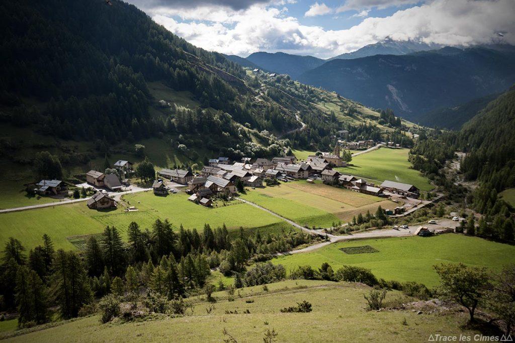 Village d'Arvieux - Queyras, Hautes-Alpes