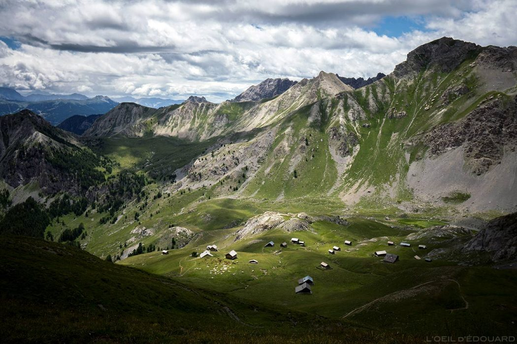 Les Granges de Furfande - Queyras, Hautes-Alpes