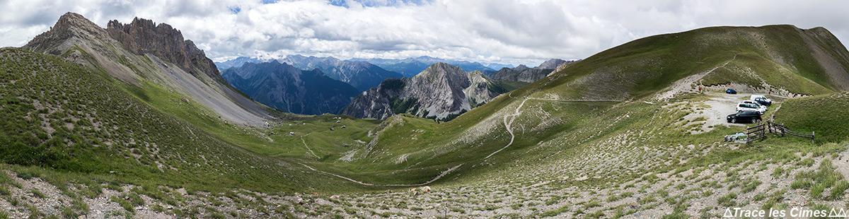 Le Col de Furfande - Queyras, Hautes-Alpes