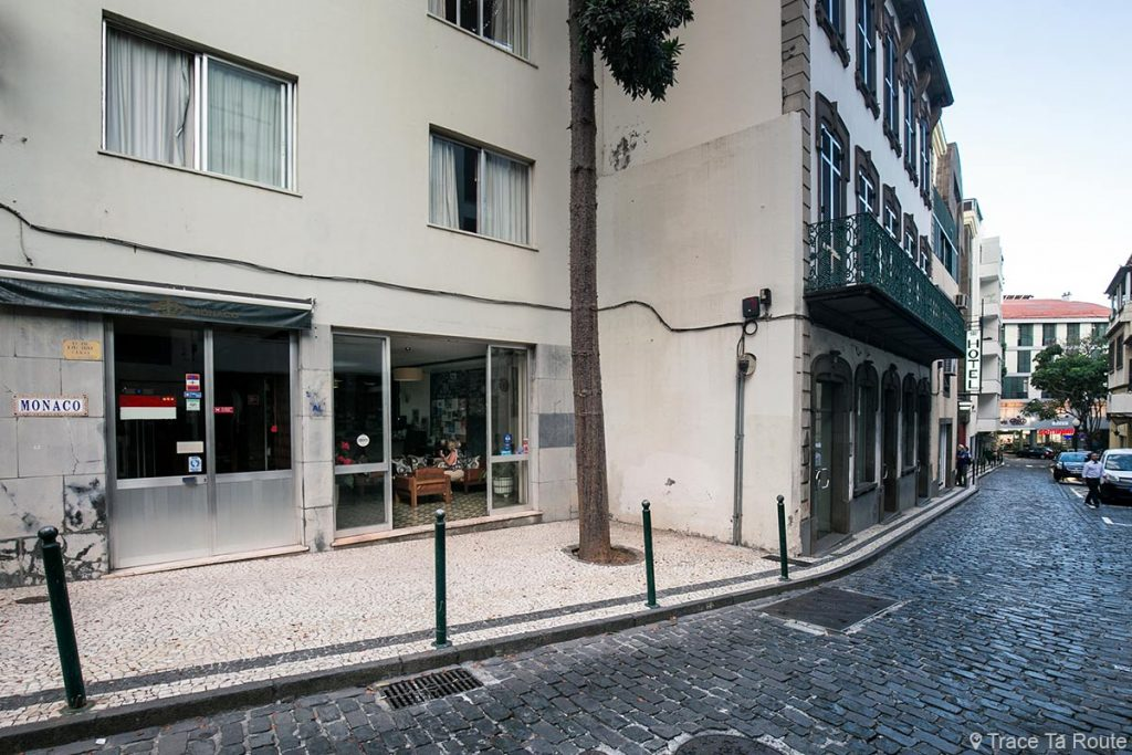 Hotel Residencial Monaco - Rua das Hortas, Centre-ville de Funchal, Madère