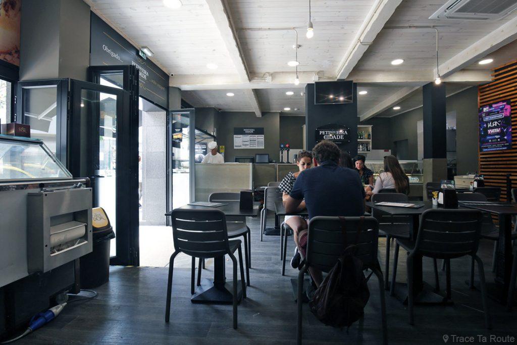 Restaurant de Bolo do Caco Petisqueira chique da Cidade - Funchal, Madère