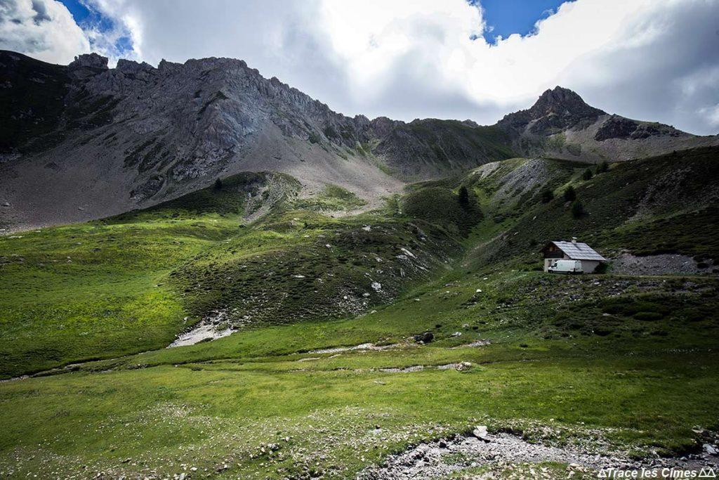 Vallon sous le Col de Furfande - Queyras, Hautes-Alpes