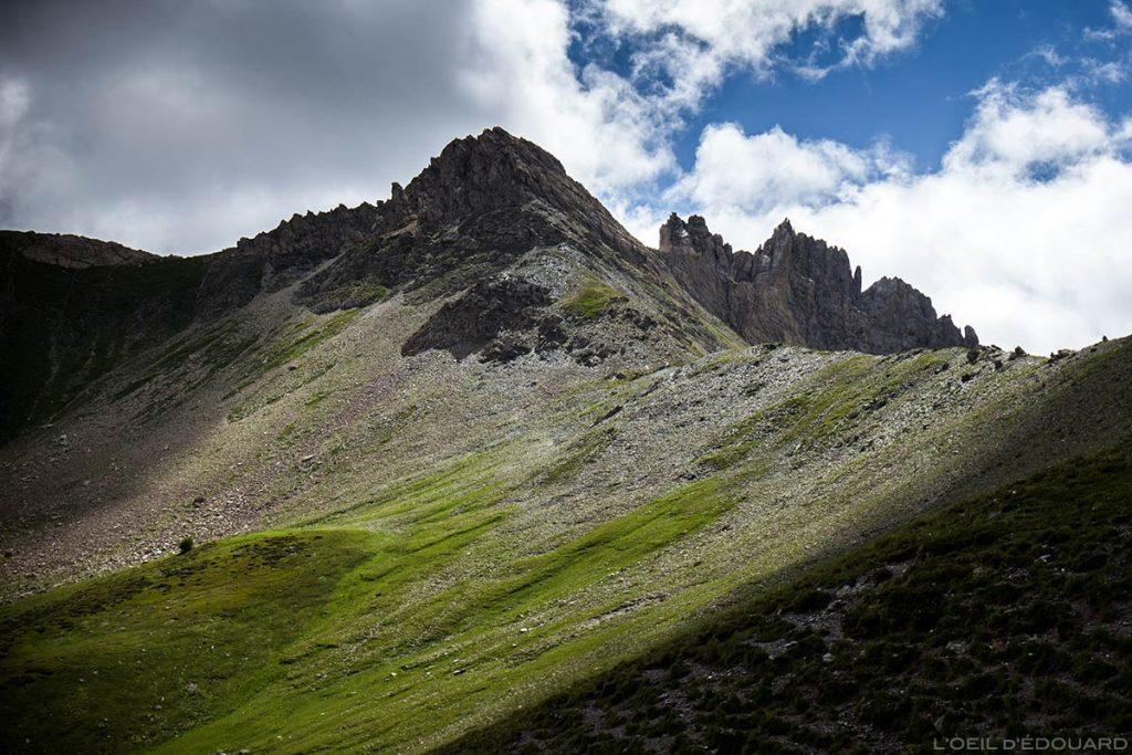 Sous le Col de Furfande - Queyras, Hautes-Alpes © L'Oeil d'Édouard