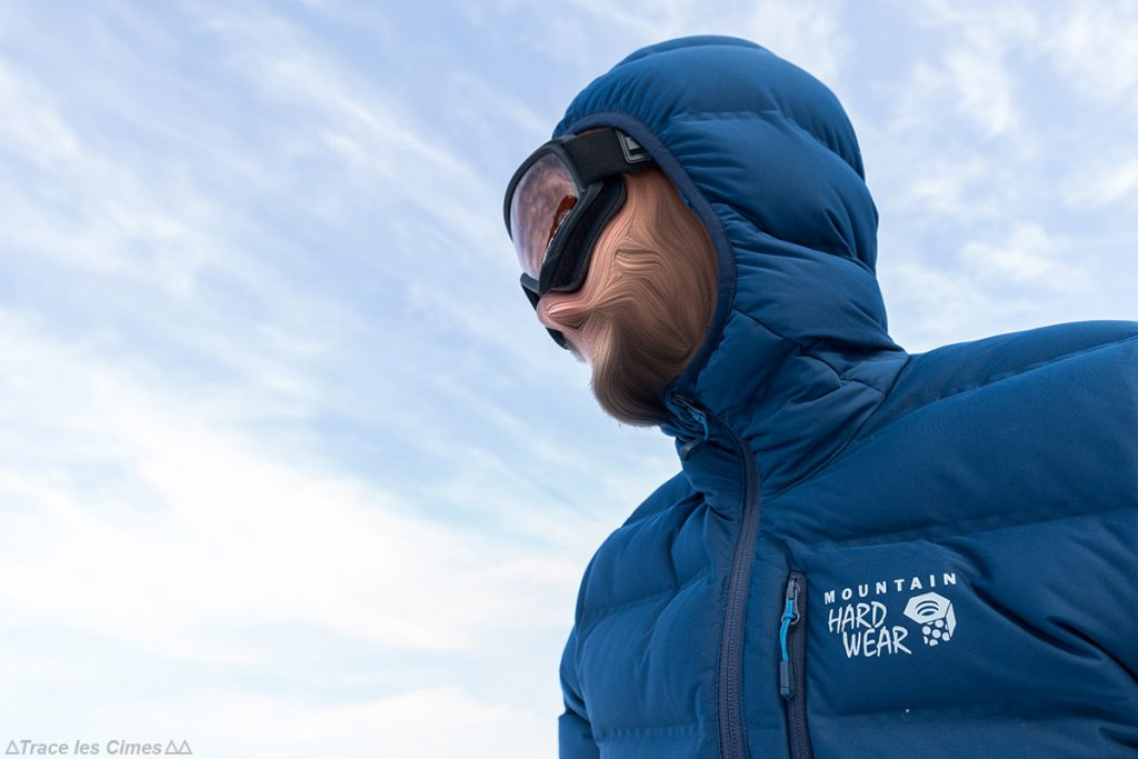 Capuche Doudoune Stretchdown Plus Hooded Jacket Mountain Hardwear