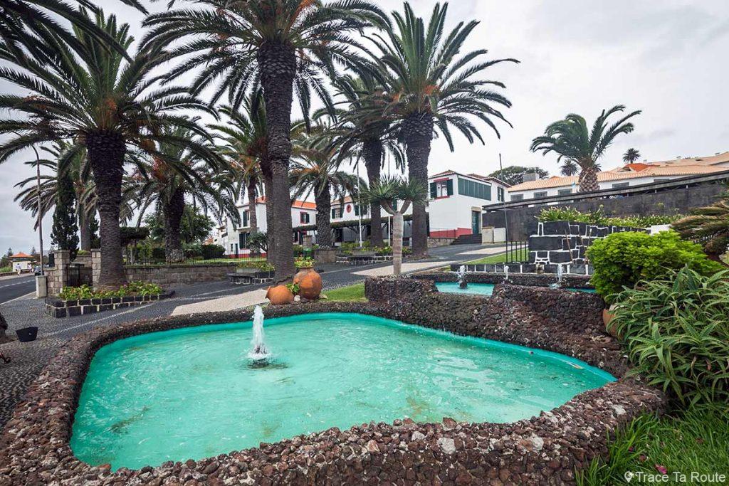 Av. Infante Dom Henrique - Vila Baleira, Île de Porto Santo, Madère / Madeira Islands