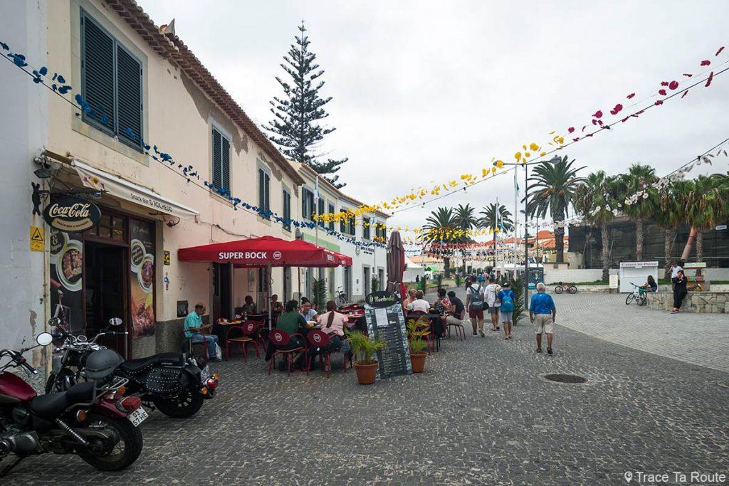 Snack bar O Rochedo - Largo do Pelourinho (Rua Dr. Nuno São Teixeira) - Vila Baleira, Île de Porto Santo, Madère / Madeira Islands