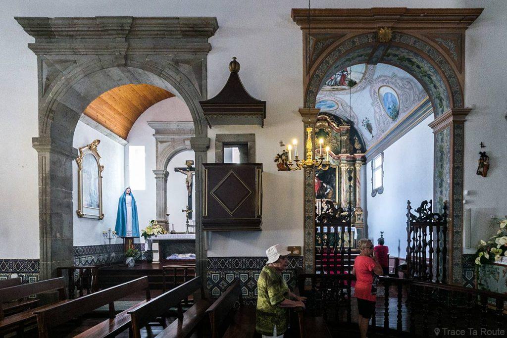 Église Igreja Matriz - Vila Baleira, Île de Porto Santo, Madère / Madeira Islands