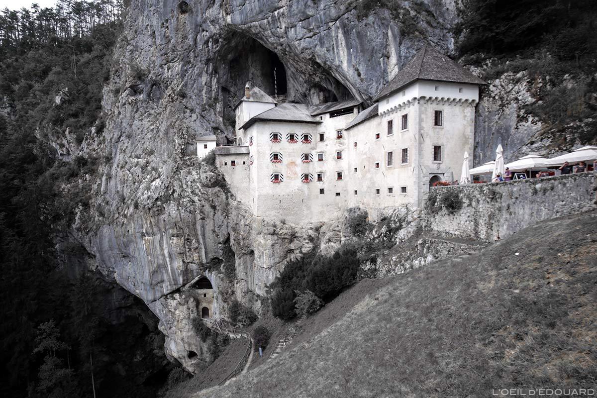Château de Predjama, Slovénie - Postojnska jama castle Postojna Slovenia © L'Oeil d'Édouard
