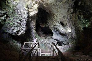 Grotte du Château de Predjama, Slovénie - Postojnska jama castle Postojna Slovenia