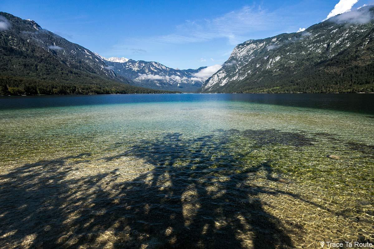 Lac de Bohinj, Slovénie - Bohinjsko jezero, Slovenia Slovenija