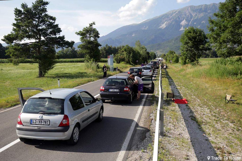 Route voyage Road Trip en Slovénie