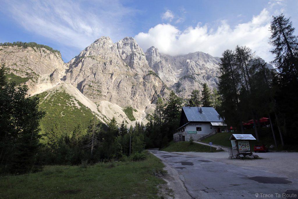 Route du Col de Vršič, Alpes Juliennes - Voyage Road Trip en Slovénie, Slovenia