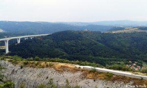 Paysage route road trip Slovénie voyage Slovenia travel Slovenija
