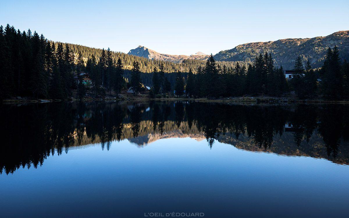 Lac de Poursollet, Massif du Taillefer