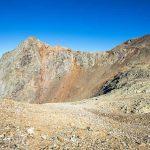 Le Rocher Culasson, le Col du Grand Van et le sommet du Taillefer