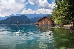 Lac de Bled, Slovénie - Blejsko jezero, Slovenia Slovenija