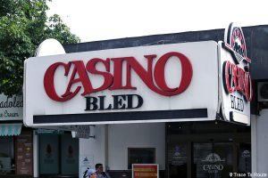 Casino de Bled, Slovénie (Slovénia / Slovenija)
