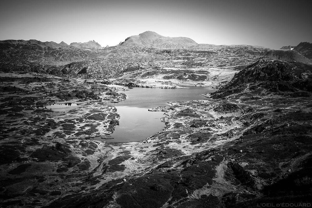 Le Plateau du Lac Fourchu et Le Grand Galbert